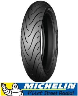 Llanta 120/70-17 Michelin Pilot Street Radial Envio Gratis!