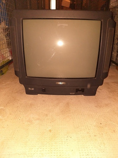 Televisor Color Philips 20 Pulgadas
