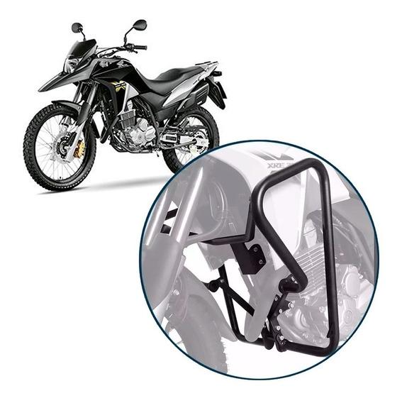Mata Cachorro Honda Xre300 Protetor Motor E Carenagem