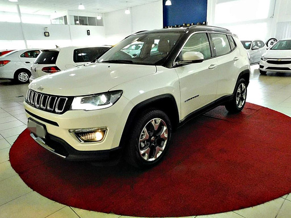 Jeep Compass Limited 2.0 4x2 Flex 16v Aut