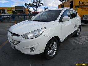 Hyundai Tucson Ix-35 Servicio Publico Placa Blanca
