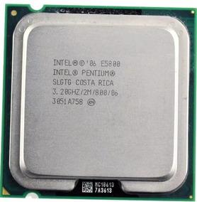 Processador Intel Dual Core E5800 Lga 775 C/ Cooler Box