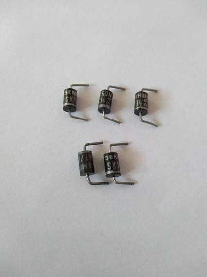 Diodo Semikron Sk1/04 Kit 10 Peças