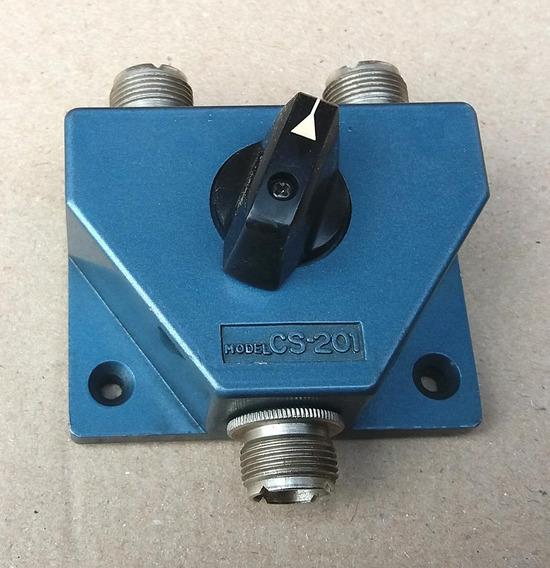 Derivador Antena Daiwa Cs201 Japonés Con Conectores