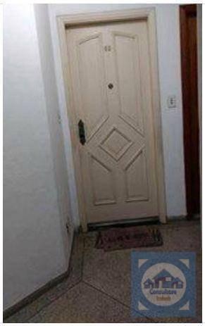 Apartamento Com 2 Dormitórios À Venda, 67 M² Por R$ 180.000,00 - Saboó - Santos/sp - Ap2100