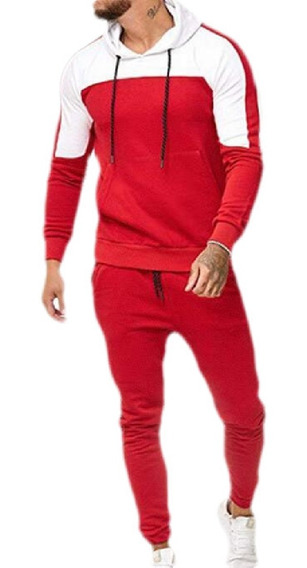 Letic Hoodie Jogger Suor Terno Correndo Trilha Terno Suéter