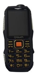 Celular Uso Rudo Q-touch Q29, Power Bank, 2g, Dual Sim Nuevo