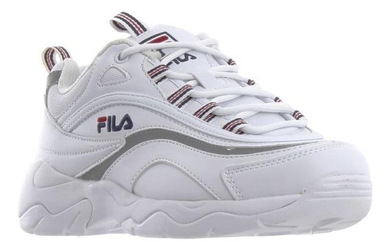 Tenis Fila Mujer Blanco Fila Ray 3rm00525109