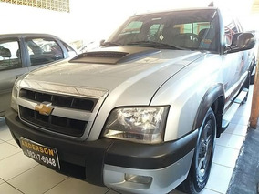 Chevrolet S10 Rodeio 4x2 Cabine Dupla 2.4 Mpfi 8v Flexpower