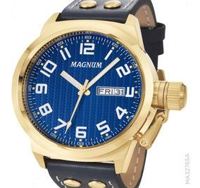 Relógio Magnum Masculino Original Military Ma32765a + Nf-e