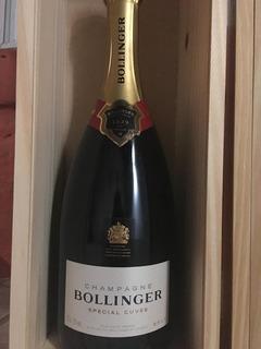 Champagne Bollinger Special Cuvee Brut - Francia