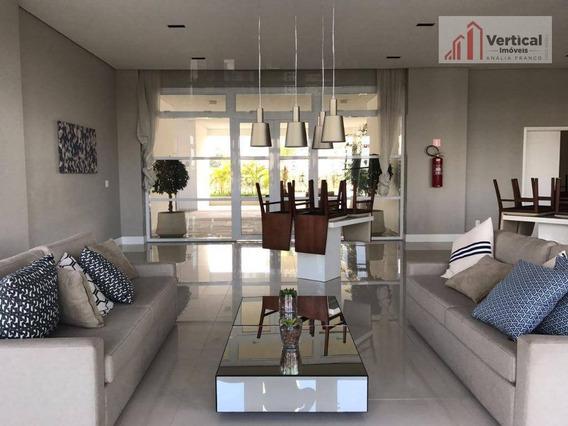 Apartamento Residencial À Venda, Tatuapé, São Paulo. - Ap5584