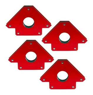 4 Escuadras Magneticas Soldar 3
