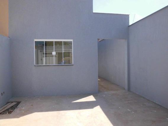 Casa Em Água Branca Iii, Araçatuba/sp De 60m² 2 Quartos À Venda Por R$ 160.000,00 - Ca202151