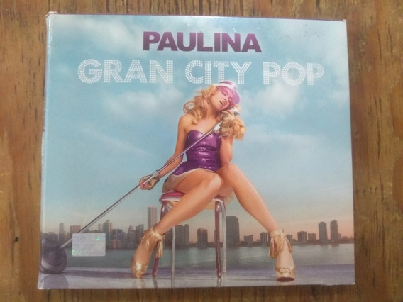 Paulina Rubio Gran City Pop Cd+dvd