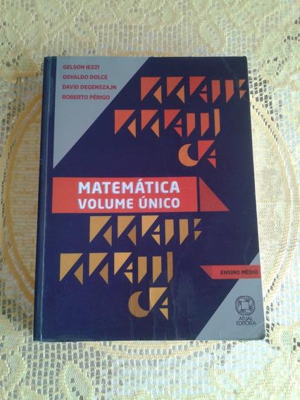 Matemática Volume Único Gelson Iezzi