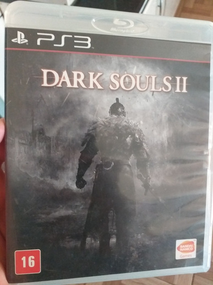 Dark Souls 2, Ps3, Mídia Física