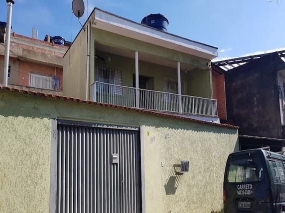 Casa À Venda Com 02 Dormitórios E 03 Vagas,estuda Permuta Em Apartamento - 11187