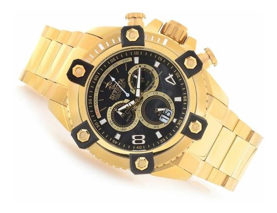 Precioso Reloj Invicta 0340 Reserve Octane Madre Perla Suizo