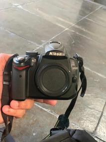 Câmera Profissional Nikon D5000 Com Lente 18-108 Nikon