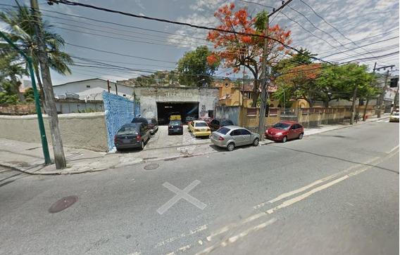 Galpão Em Rio Comprido, Rio De Janeiro/rj De 400m² Para Locação R$ 6.000,00/mes - Ga229680