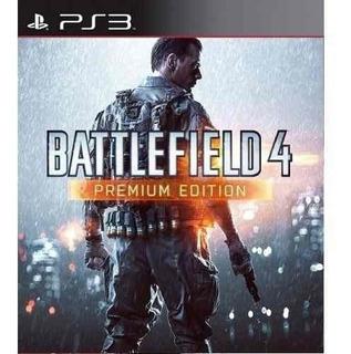 Battlefield 4 Premium Ps3 Español Juego + 8 Dlcs Tenelo Hoy!