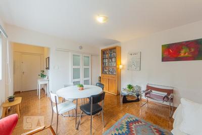 Apartamento No 6º Andar Mobiliado Com 2 Dormitórios E 1 Garagem - Id: 892934245 - 234245