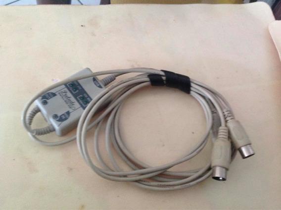 Prelude Interface Conector Midi/usb