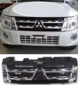 Grade Pajero Full 2012 2013 2014 Cromada Nova Mitsubishi