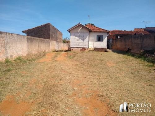 Lote / Terreno À Venda - Vila São Francisco, Bauru-sp - 4680