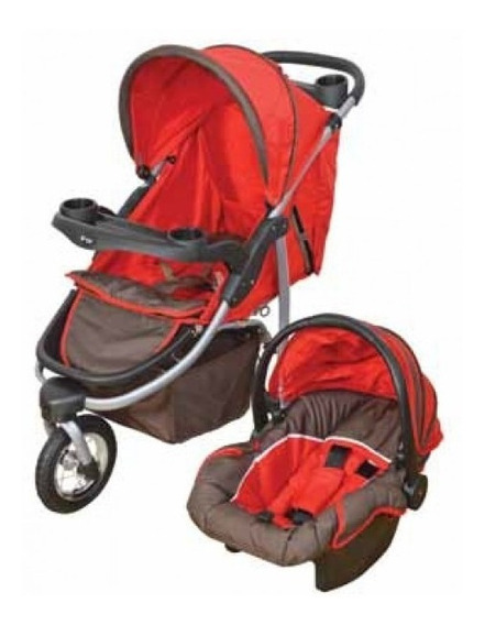Coche Jogger Travel System Art 2068a