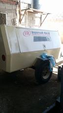 Compresor Ingersoll Rand 175 Motor Jhon Deere 3 Cilindros