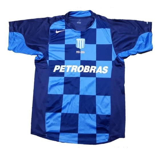 Camiseta Racing Club Nike Alternativa 2006 Con Numero 2