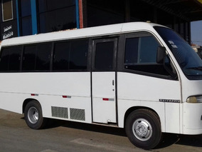 Micro Ônibus Volare A6 Marcopolo Banco Executive Ano 2000