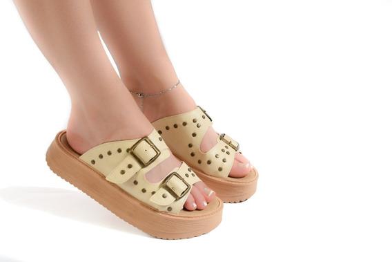 Sandalias Verano Mujer Zapato Plataforma Livianas