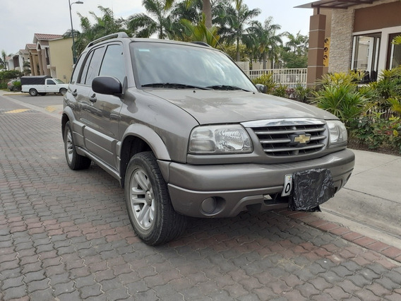 Chevrolet Grand Vitara Todoterreno
