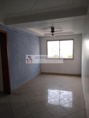 Apartamento Com 2 Dormitórios Para Alugar, 70 M² Por R$ 1.580/mês - Centro - Guarulhos/sp - Ap1552