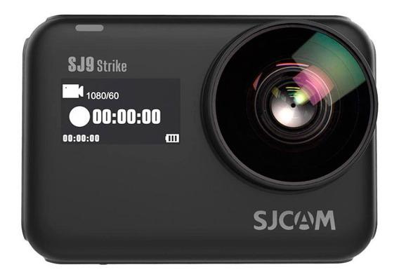 Camera Sjcam Sj9 Strike Original 4k Wifi Live - Preta Nfe