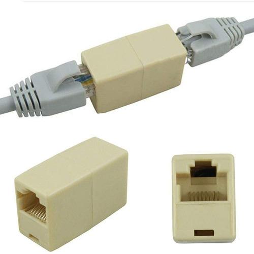 Union De Cable De Red Rj45 Lan Ethernet