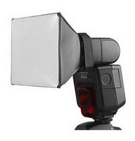 Difusor Softbox Para Flash Externo Universal Pixco - Otimo!