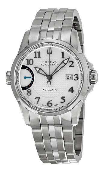 Relógio Bulova - Accutron Calibrator - Wb31658q - 63b161
