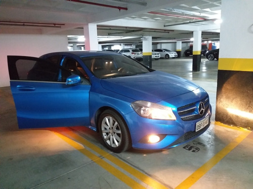 Mercedes-benz Classe A 2013 1.6 Style Turbo 5p