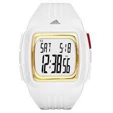 Relógio adidas Masculino Adp3156 Branco+frete Grátis