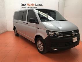 Volkswagen Transporter 2.0 Pasajeros Mt 140hp 2017