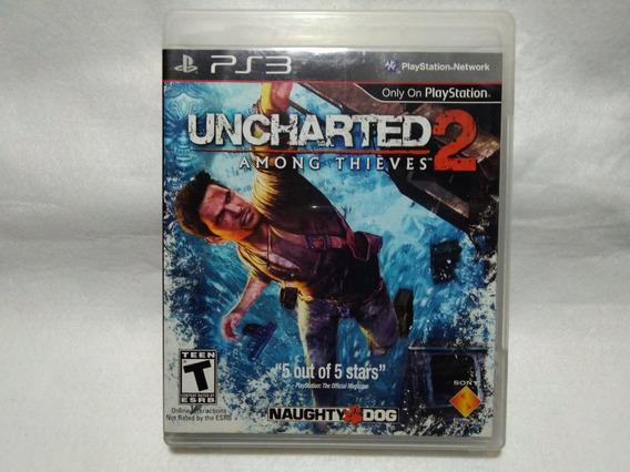Uncharted 2 - Para Playstation 3 - Ps3 Mídia Física @