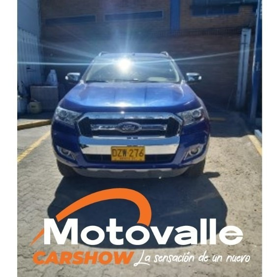 Ford Ranger 3.2 Limited Automatico 2017