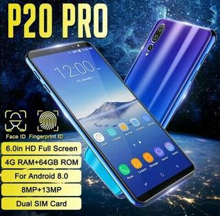 P20 Pro+reconocimiento Facial+64gb+forro+templado.