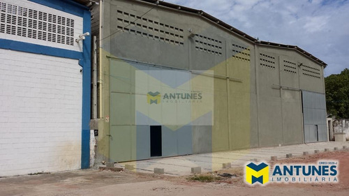 Imagem 1 de 8 de Vende Em Barra De Jangada, Galpão Com 420m² - Gv-0001