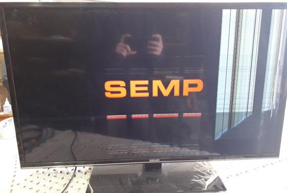 Base Com Parafusos Tv Semp Toshiba Tv Led Le3278i(a)