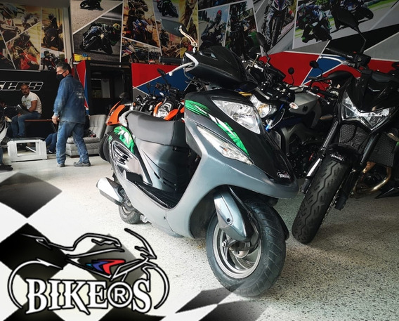 Honda Elite 125+ 2013 Recibimos Tu Moto, Bikers!!